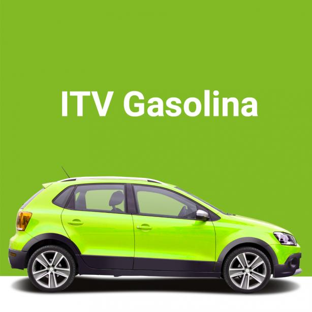 ITV Vehículos Gasolina