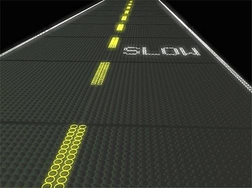 tecnologia y carreteras